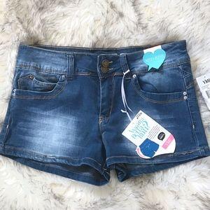 YMI Wanna Betta Butt Jean Shorts